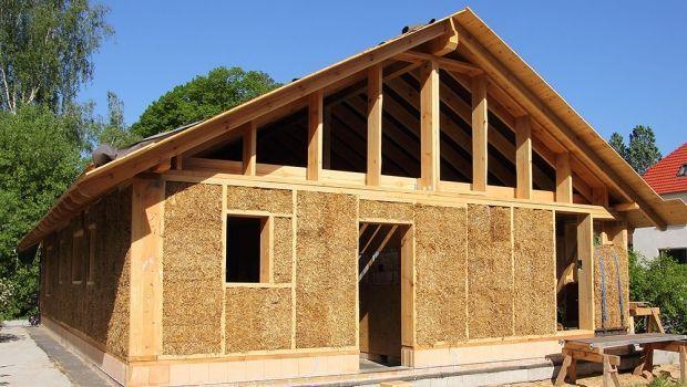 Le case di paglia, una soluzione naturale e sostenibile