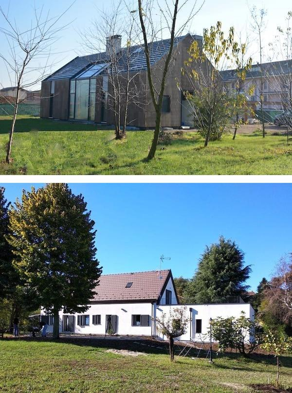 Casa unifamiliare di paglia by NovelloCase