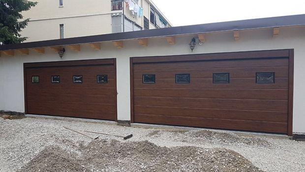 Guida alla scelta dei portoni sezionali per garage