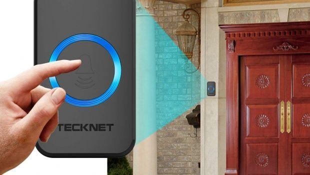 Campanello wireless: installazione facile anche fai da te