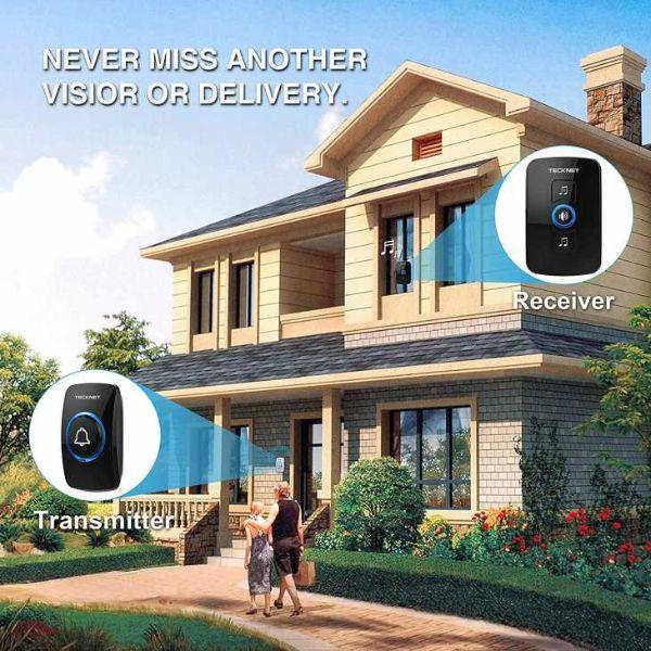 Campanello wireless Amazon
