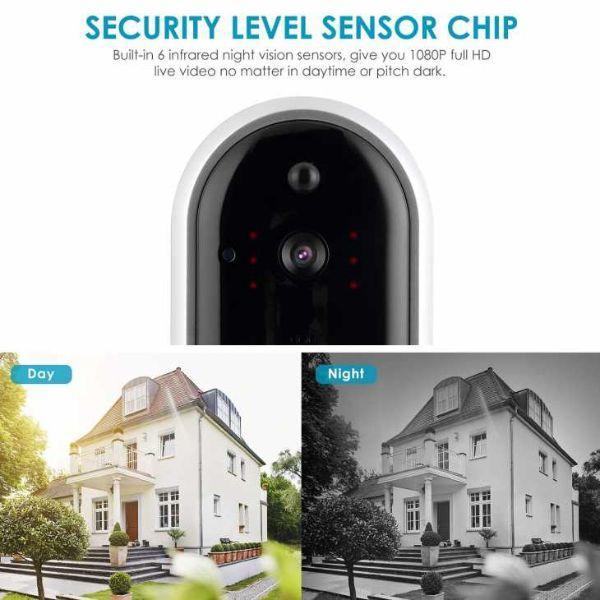 videocampanello Amazon con infrarossi