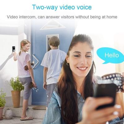Campanello smart connessione da remoto Amazon