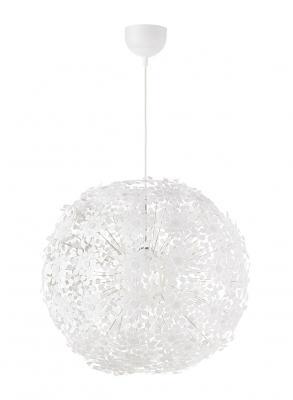 Lampadario sospeso Ikea, GRIMSAS bianco