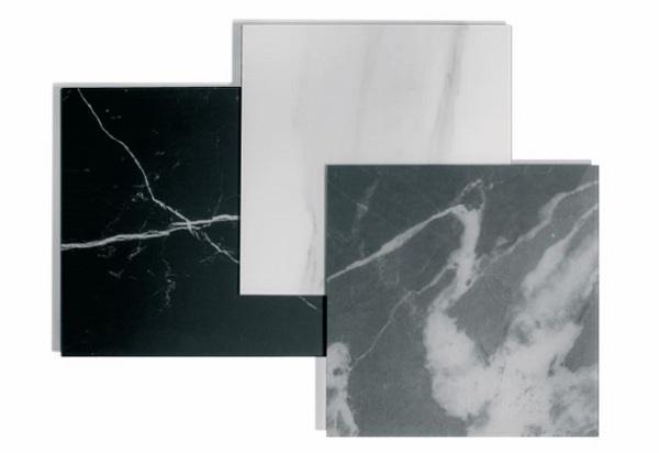 Effetto marmo per XGlass, il vetro di rivestimento per l'armadio di Lago