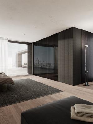 Lago: armadio N.O.W. XGlass Home Couture