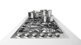 Piani cottura extralarge per cucinare in piena libertà