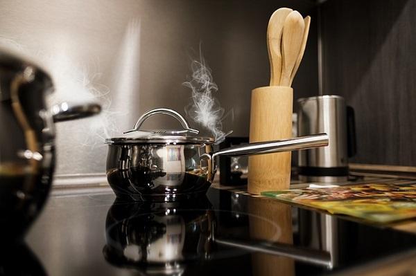 Un piano cottura extralarge per cucinare in libertà