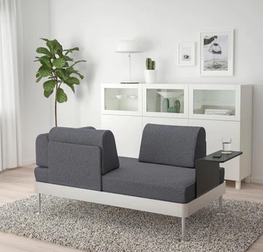Divani a due posti compatti e funzionali, da Ikea