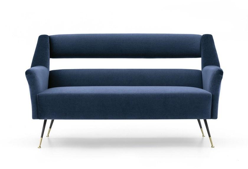 Divano a due posti di design: ispirazioni anni '60, da Minotti