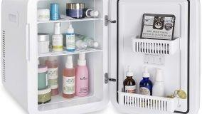 Mini frigo per make up e cosmetici