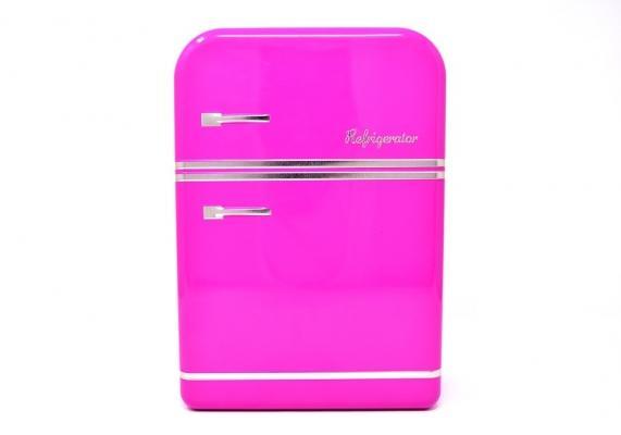 Piccolo frigo vintage per cosmesi