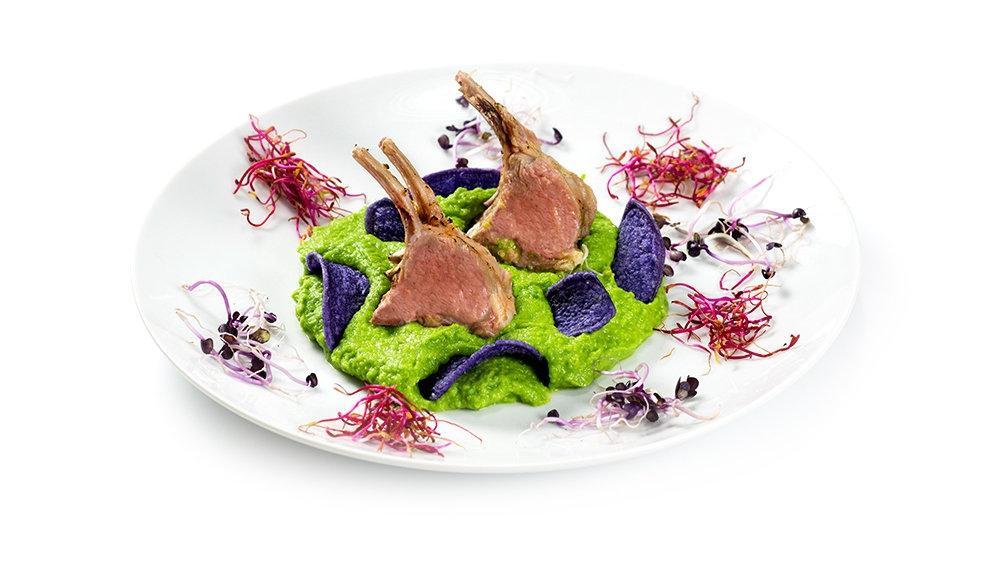 Cucina sana e gustosa con il sistema a bassa temperatura e cucina sottovuoto