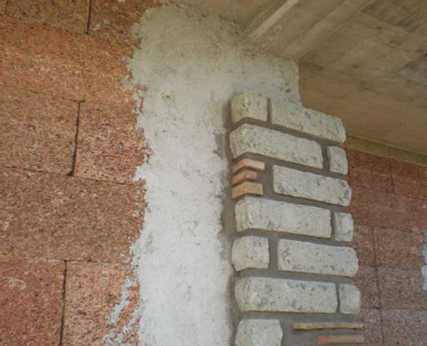 Pareti portanti in legno cemento - Legnobloc