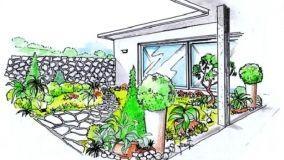 Giardino interno all'edificio: idee per valorizzare lo spazio abitativo indoor