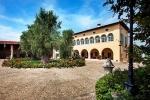 Giardino circolare in corte villa - Cherubini Vivaio del Garda