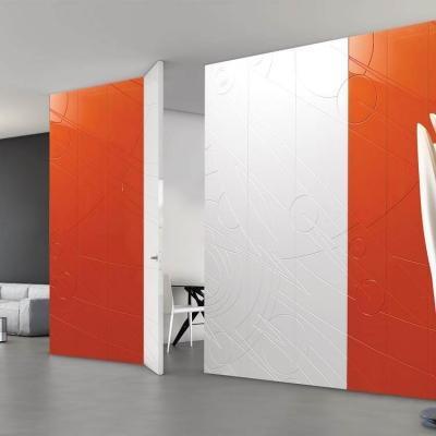 Ricavare un vano in più: porte design Costellazioni Boiserie Bertolotto