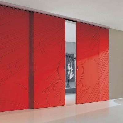 Appartamento con porte design Costellazioni Plana Auriga Bertolotto
