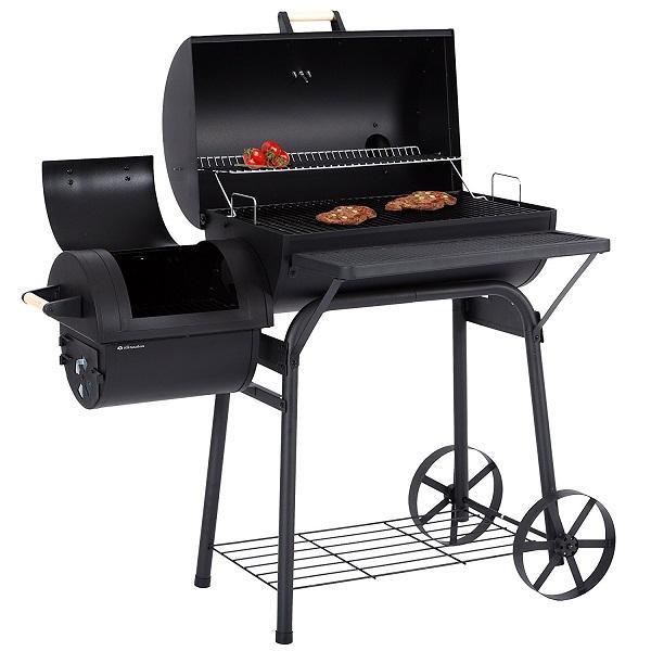 Barbecue a legna Ultranatura Denver, da Amazon