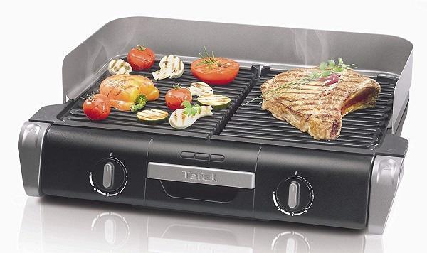 Il BBQ Tefal TG8000 Family Flavor Grill, da Amazon