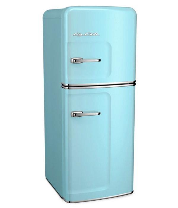 Il frigorifero stile americano Retro di Big Chill