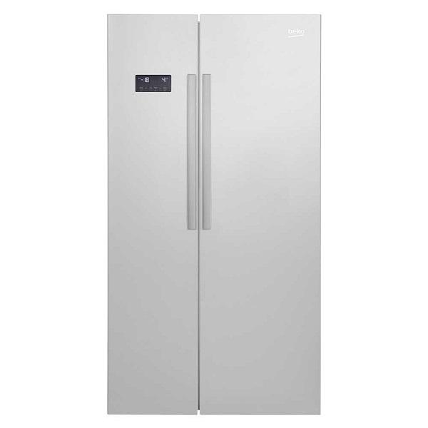 Il frigo all'americana GN163120S, da Beko