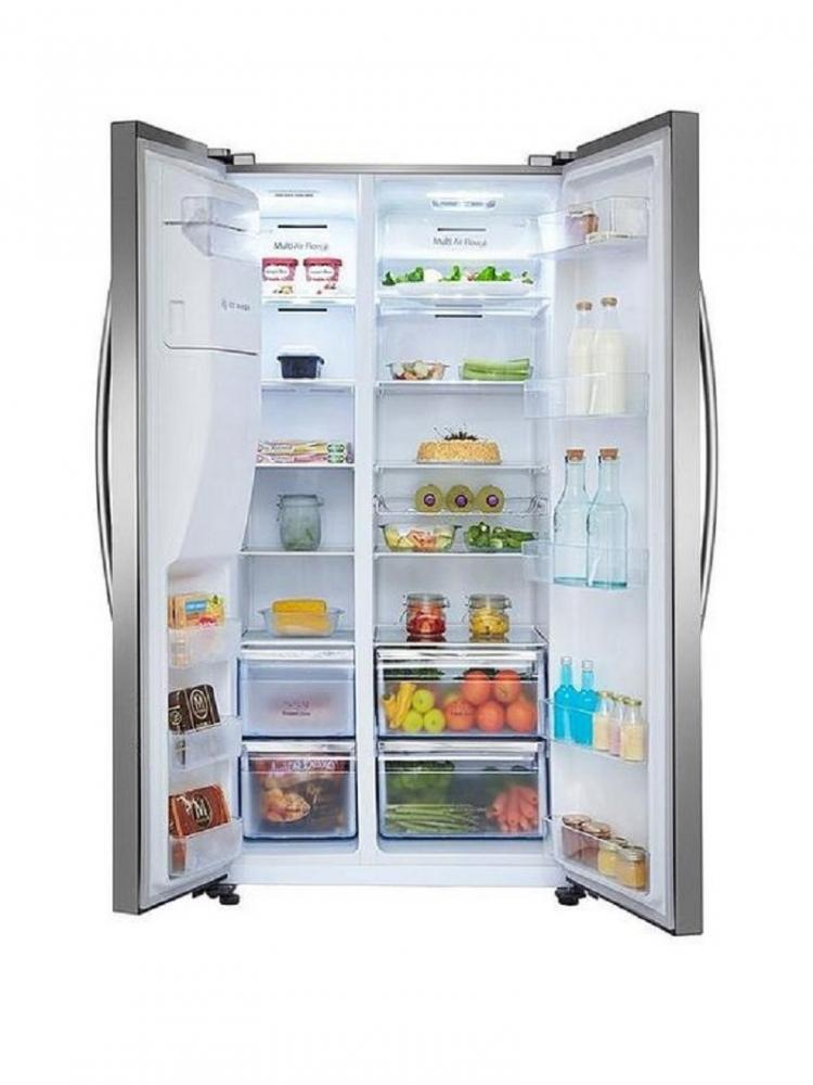 Il frigo americano e la funzione no frost, da very.co.uk
