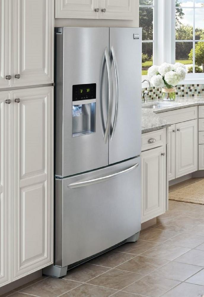 Meglio scegliere un frigo americano di classe A, da ajmadison.com