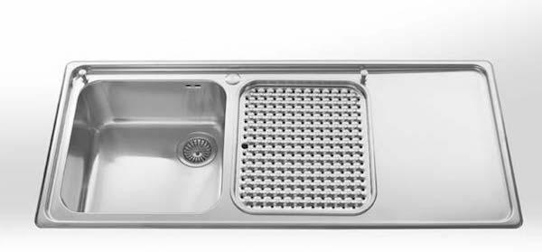 Lavabi per cucina: le nuove proposte