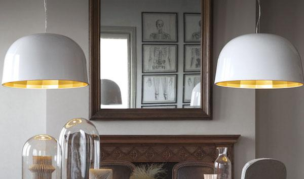 Lampada Empty, design e foto by Oluce