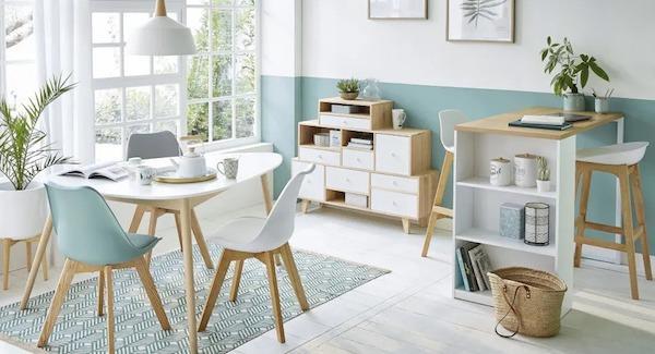 Arredare un ambiente a piano terra -  Linea Spring, Maisons du Monde
