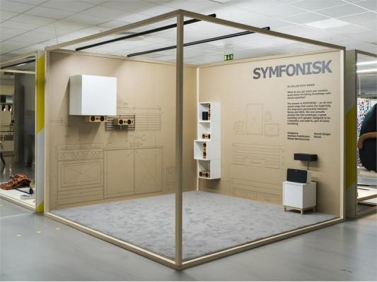 Anteprima prodotti Symfonisk - design e foto di Ikea e Sonos