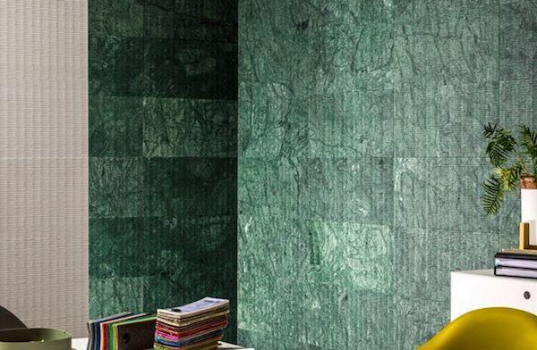 Collezione Cesello, rivestimenti in marmo contemporanei - Foto e realizzazioni di Lithos Design
