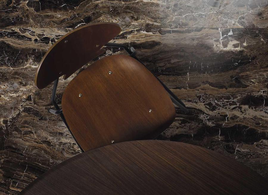 Collezione Grande Marble, rivestimenti in gres effetto marmo - Progetto e foto di Marazzi