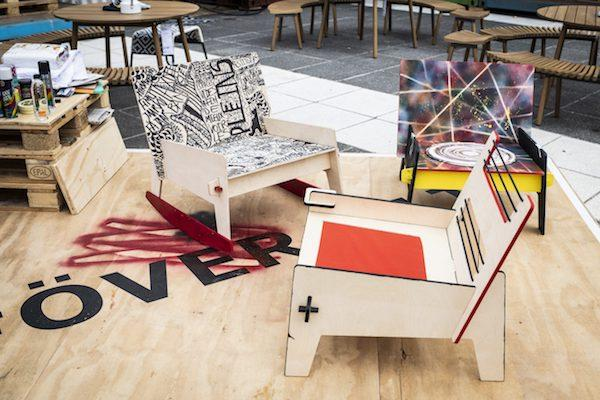 Collezione per outdoor IKEA ÖVERALLT