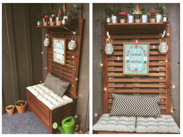Ikea Panchine Da Giardino.Le Migliori Proposte Outdoor Di Ikea