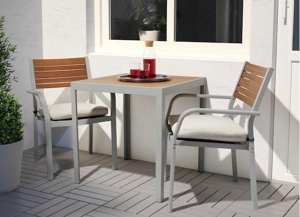 Tavoli Allungabili Da Esterno Ikea.Le Migliori Proposte Outdoor Di Ikea
