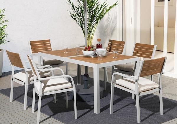 Ikea Tavoli E Sedie Per Giardino.Le Migliori Proposte Outdoor Di Ikea