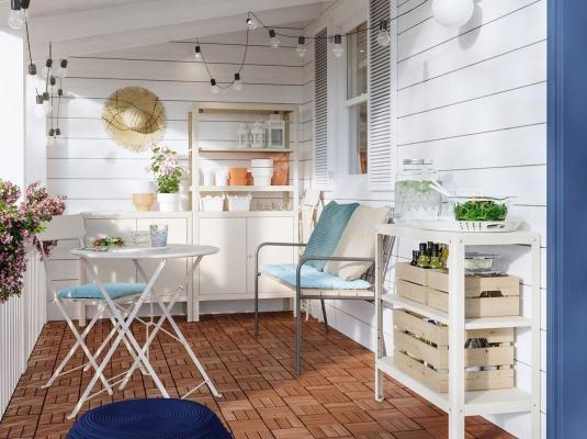 Complementi IKEA per outdoor - Serie KOLBJÖRN