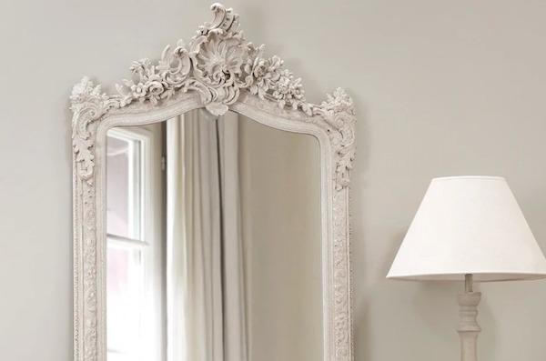 Specchiera Conservatoire in resina, stile barocco - Design e foto by Maisons du Monde