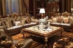 Lopezi Arredamenti: divani, tavoli e poltrone realizzati in stile barocco