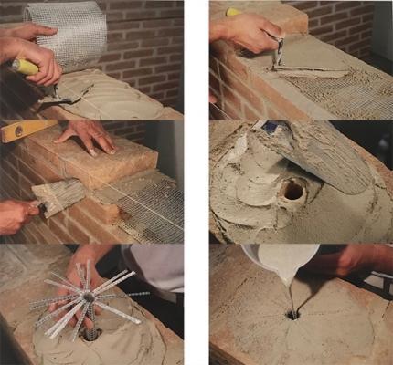 Rinforzo murature kerakoll