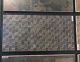 Gres effetto metallo mosaico NovaBell