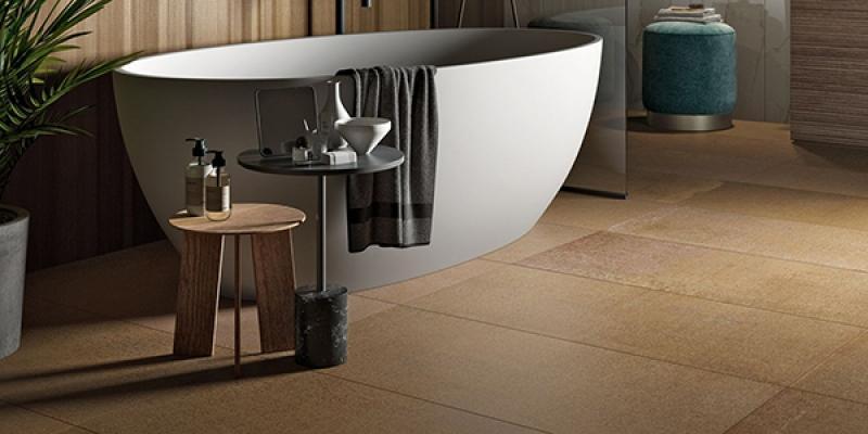 Metallo LaFaenza ceramica pavimento