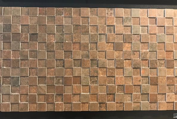 Mosaico gres effetto ruggine NovaBell