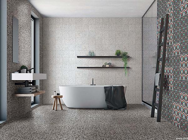 Cir design bagno stile veneziano