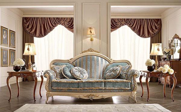 Interni casa stile venezia Valdera mobili
