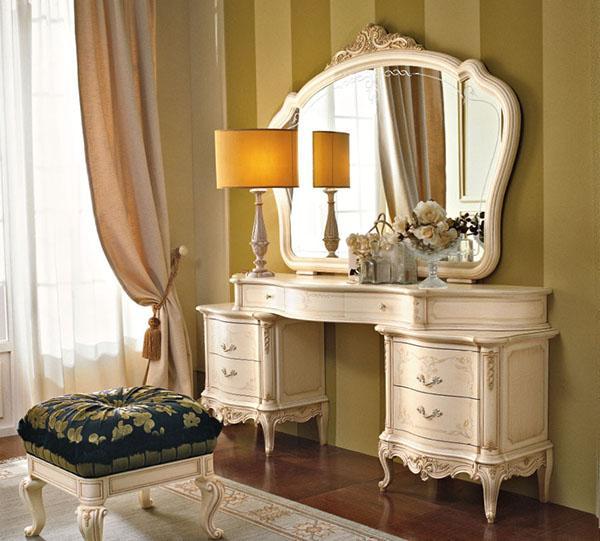 Stile veneziano rivisitato: mobili, rivestimenti e complementi arredo