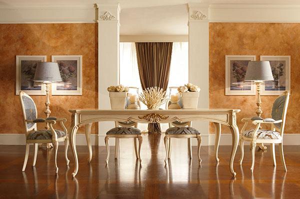 Valdera mobili stile barocco