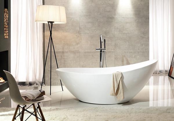 Vasca da bagno stile venezia Bernstein freistehende